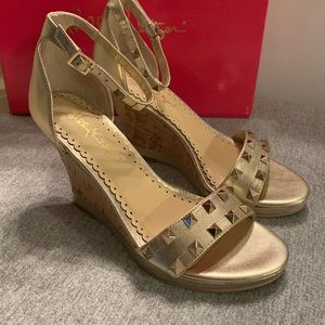 Lilly Pulitzer Shoes - Lilly Pulitzer Sydney Wedge - NWT